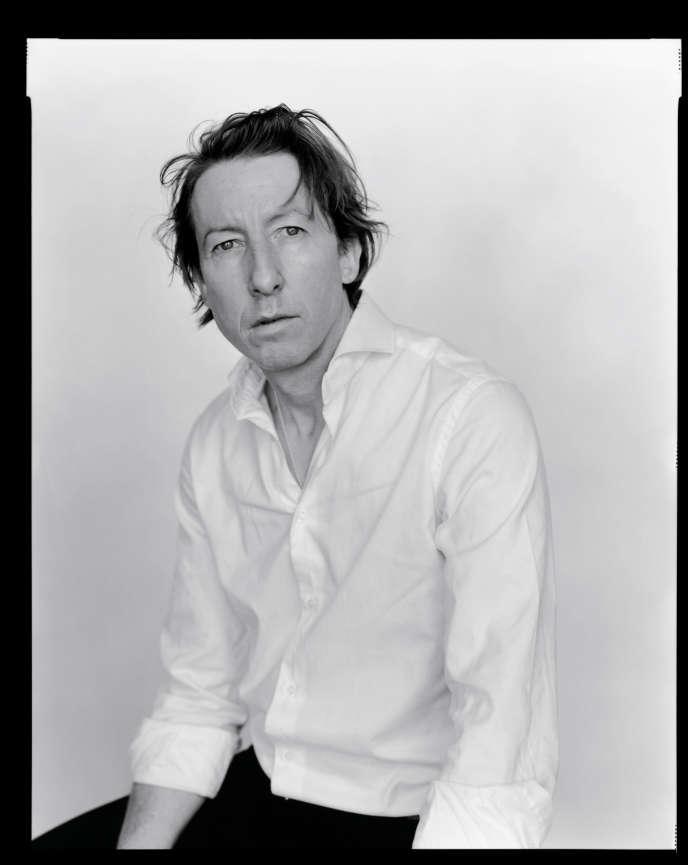 Craig McDean photographe et président du jury photo du festival de Hyères.