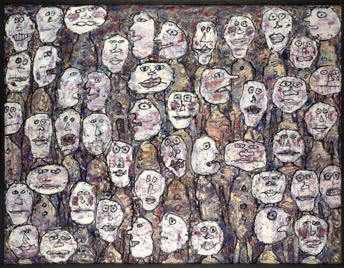 Exhibition: Jean Dubuffet hallowed in Marseille