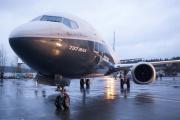 Un Boeing 737 MAX 8 à Renton, Washington, en décembre 2015.