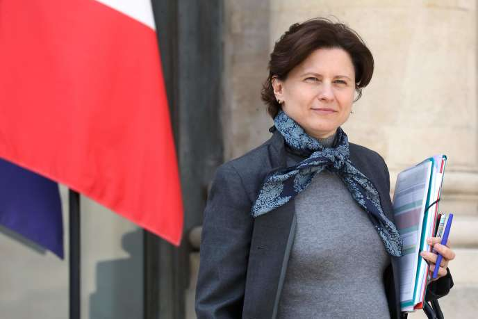 La ministre des sports, Roxana Maracineanu, le 17 avril.