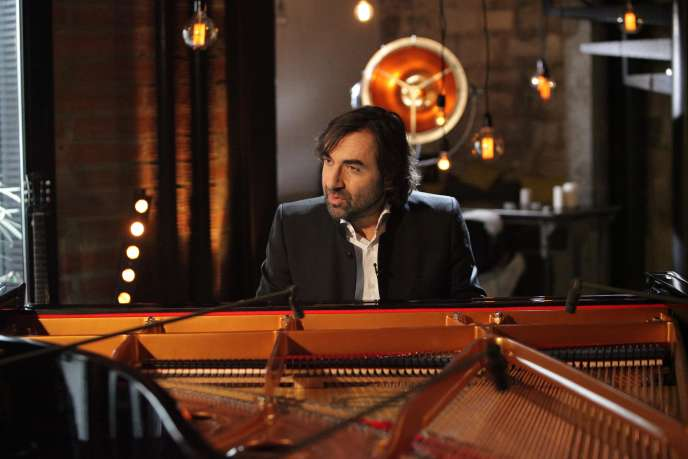 André Manoukian (ici en février 2015) présente l'émission« La Vie secrète des chansons» sur France 3.