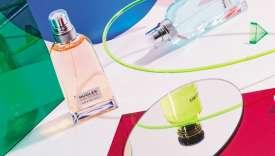 A l'origine, l'«eau de Cologne» est un mélange d'huiles essentielles d'agrumes et de plantes aromatiques.