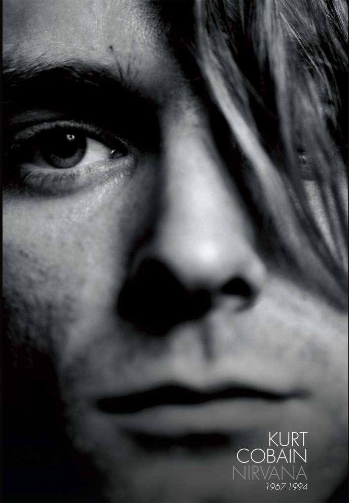 Couverture de « Kurt Cobain - Nirvana 1967-1994 », de Daniel Goldberg, aux éditions Kero.