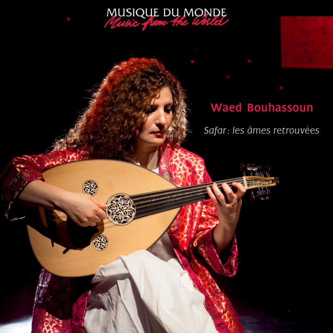 Pochette de l'album« Safar : les âmes retrouvées», de Waed Bouhassoun. Buda/Universal