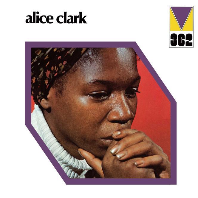Pochette de l'album« Alice Clark», d'Alice Clark.