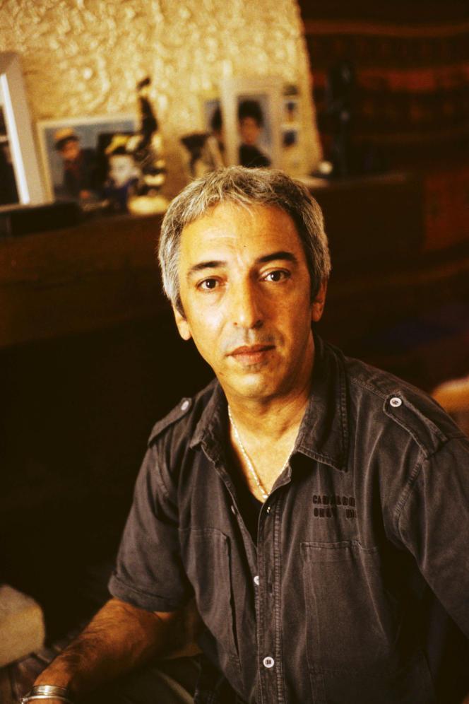 Aziz Chouaki en 2004.