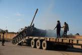 En Libye, l'axe prosaoudien en soutien aux troupes du maréchal Haftar