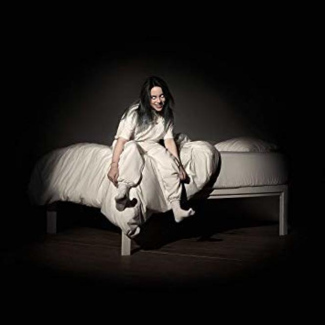 Pochette de l'album de Billie Eilish «When We All Fall Asleep, Where Do We Go?».