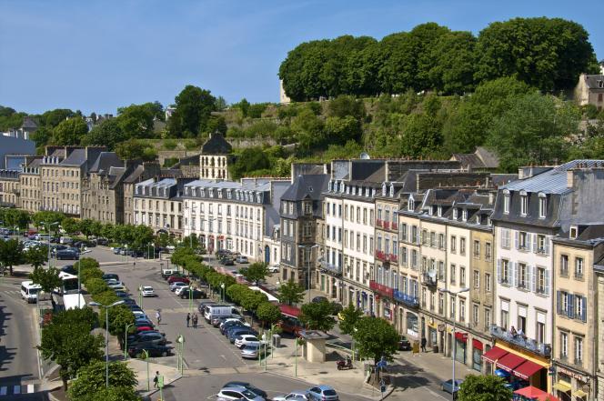 Des lieux aussi divers que Morlaix (photo), Fontainebleau, Blois, Cahors, Vichy et Agde sont donc éligibles au dispositif Denormandie.