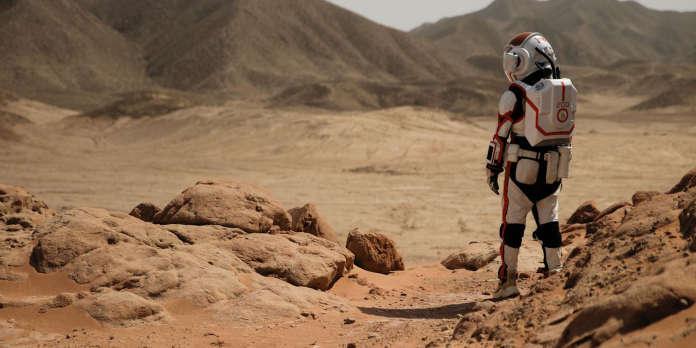 En Chine, une base spatiale simule la vie des astronautes sur Mars