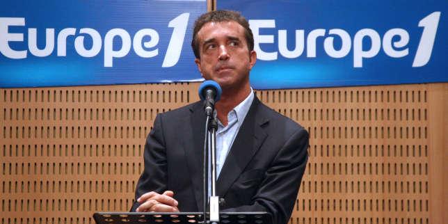 Arnaud Lagardère se donne «du temps» chez Europe 1