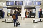 A l'aéroport d'Orly, le 8 avril 2015.