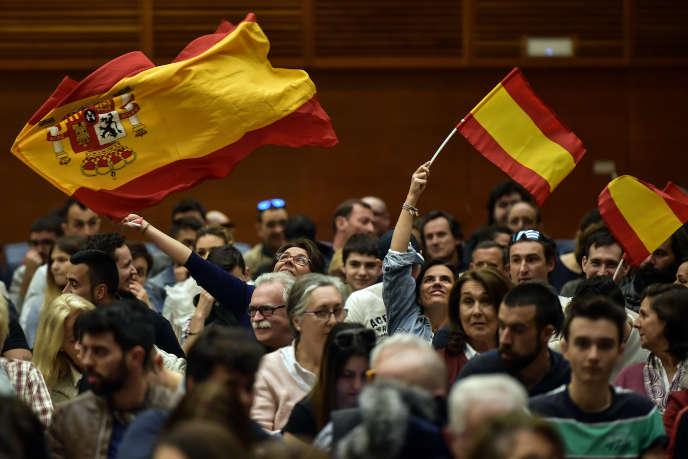En Espagne, l'extrême droite sans complexes