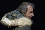 Michel Houellebecq, le 11octobre 2017.