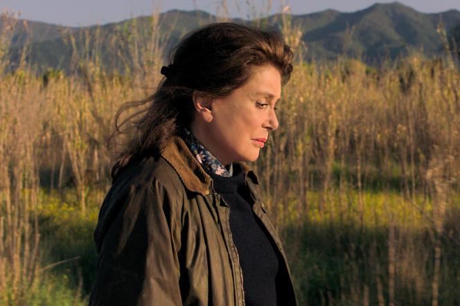 Catherine Deneuve incarne Muriel dans «L'Adieu à la nuit», d'André Téchiné.