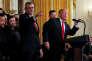 Le président américain Donald Trump à la Maison Blanche, le jour de la publication du rapport Mueller, le 18 avril.