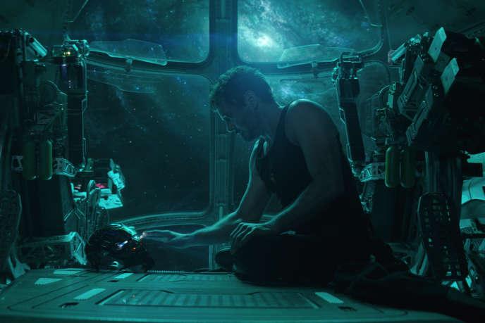 Une scène du film « Avengers : Endgame», d'Anthony et Joe Russo.