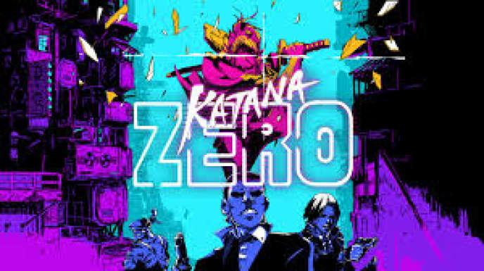 « Katana Zero» se veut un« jeu d'action-plate-forme néo-noir stylé, avec de l'action hyper-cadencée et des morts instantanés» selon développeur, le studio Askiisoft.
