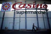 Supermarché Casino à Nantes.
