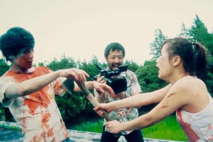 « Ne coupez pas !», film japonais deShinichiro Ueda.