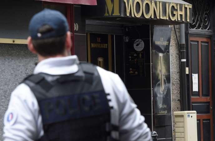 Après des tirs en rafale, un jeune homme tué par balle à Nantes