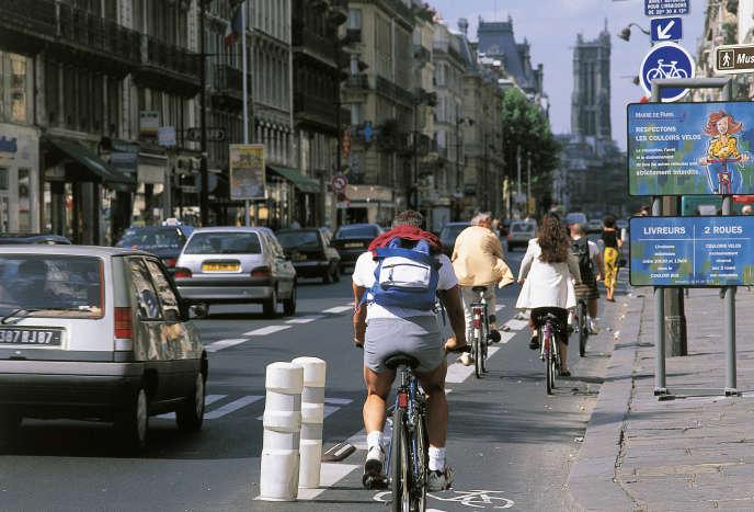 Paris, rue de Rivoli