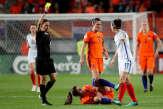 Stéphanie Frappart devient la première femme désignée pour arbitrer un match de Ligue1