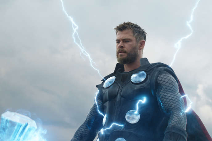 Thor (Chris Hemsworth), dans « Avengers : Endgame ».