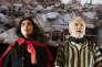 Susana AbdulMajid et Bert Luppes dans «Orestes in Mosul», d'après«L'Orestie», d'Eschyle. Texte : Milo Rau.