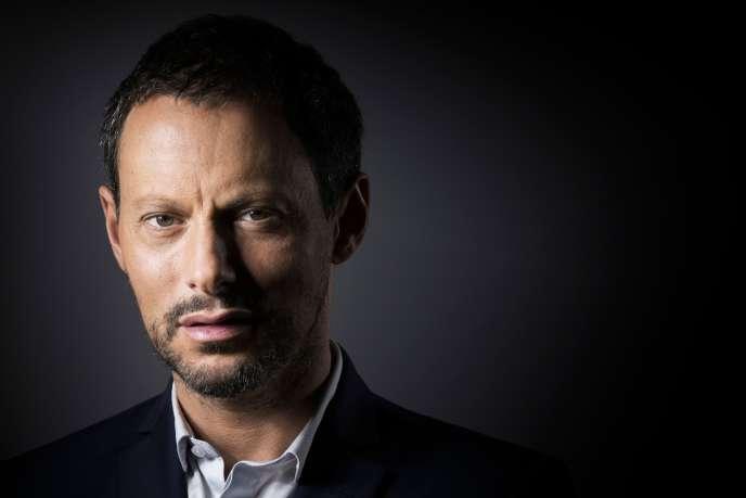 Le journaliste de 49 ans anime depuis sept ans une émission en fin d'après-midi sur la radio RTL.