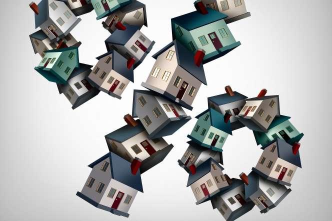 Dans le cas d'un crédit in fine, l'emprunteur paie seulement les intérêts chaque mois.