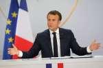 Emmanuel Macron, le 25 avril 2019.