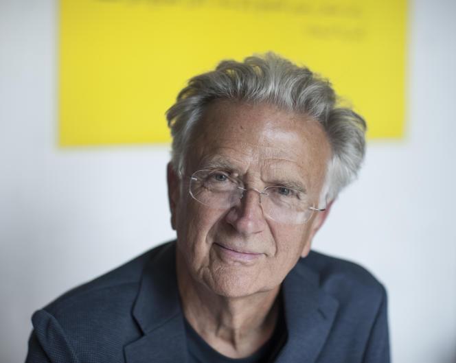 Patrick Bouchain, à Paris, en septembre 2015.