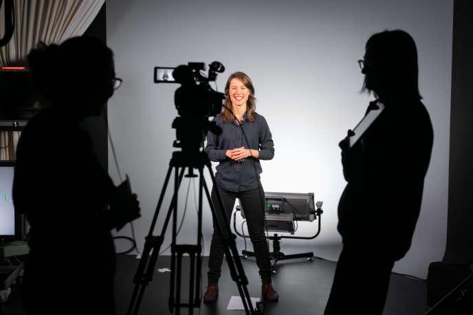 La journaliste française Loreline Merelle a été en poste à Bruxelles durant cinq ans.
