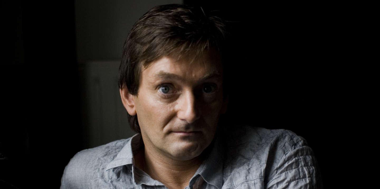 Pierre Palmade. Photographié le 15/02/2012 à Paris