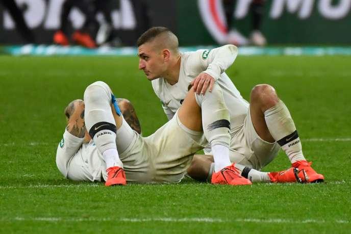 Le PSG s'est effondré face à Rennes après avoir mené 2 à 0 samedi 27 avril en finale de la coupe de France. Un nouveau fiasco qui fera date.