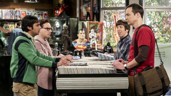"«""The Big Bang Theory"" est venue couronner un tournant de la culture geek»"