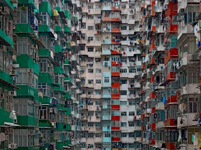 Extrait de la série «Architecture of Density» 2003-2014.