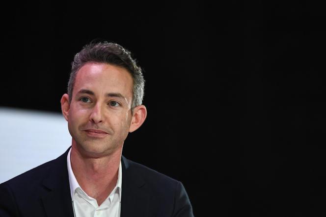 Ian Brossat (PCF), adjoint au logement à la Mairie de Paris, en avril 2019.