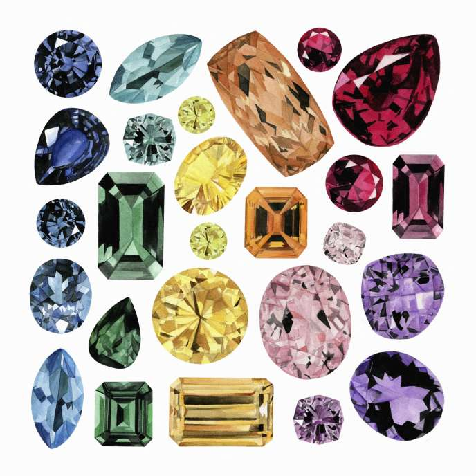 «Si [le diamant] tient toujours la première place du point de vue du nombre des pierres négociées, c'est désormais le rubis qui est la pierre la plus chère et la plus rare, surtout quand il est birman, couleur cœur-de-pigeon. »