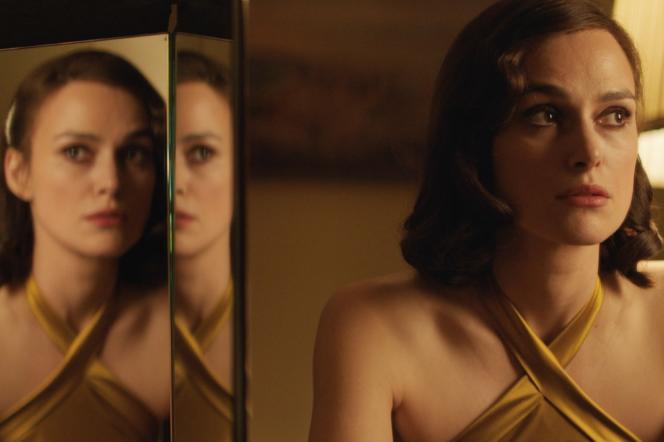 Keira Knightley dans le film britannique deJames Kent,«Cœurs ennemis».
