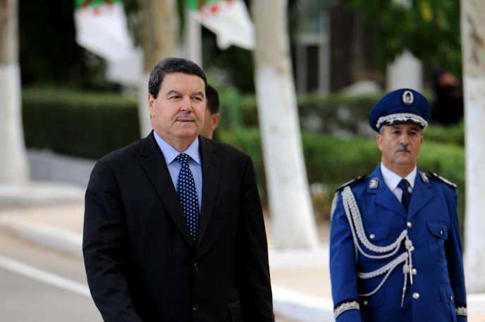 Le général Abdelghani Hamel, à Blida, le 24septembre 2012.