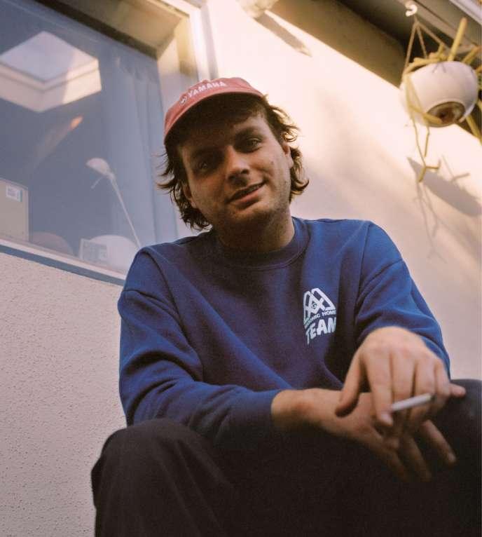 Le musicien Mac DeMarco, le 15 avril, à Los Angeles.