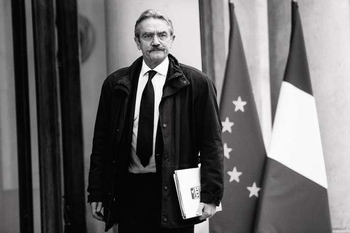 Frédéric Thiriez est chargé par le président de la République de réformer la haute fonction publique et d'accompagner la fin annoncée de l'ENA.