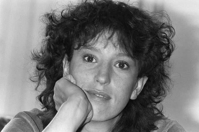 Anémone, le 3 février 1982.