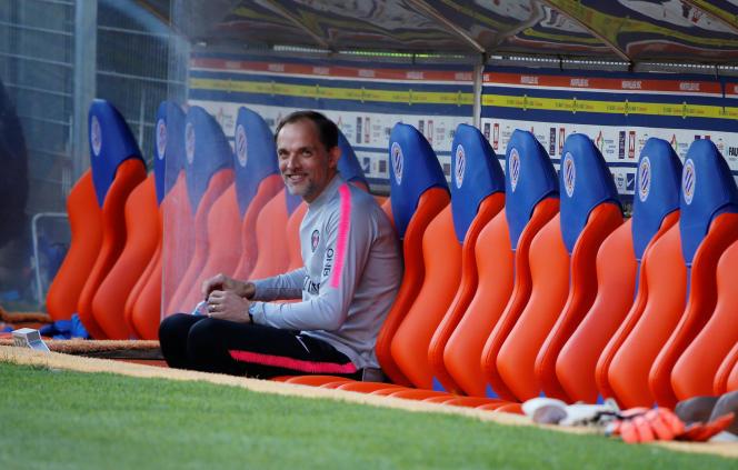 Thomas Tuchel sera l'entraîneur du PSG jusqu'à la fin 2021.