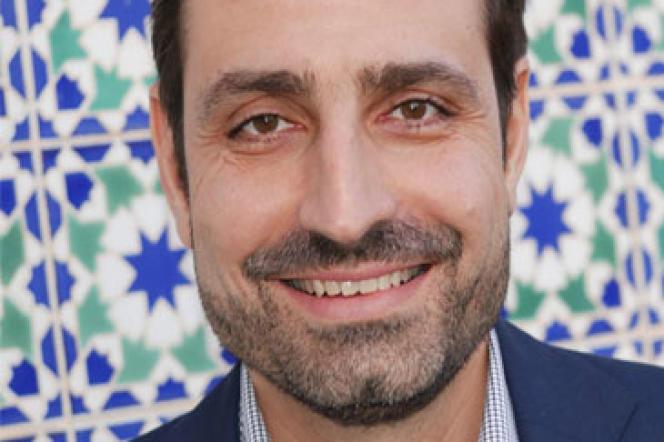 L'expert de l'ONU Moncef Kartas.