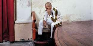 Le plus âgé des prisonniers de l'Institut pénal pour mineurs.