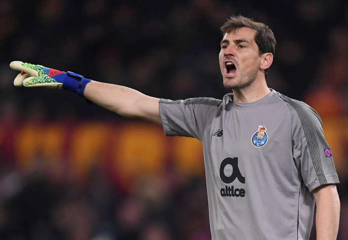 Le footballeur espagnol Iker Casillas hospitalisé après une crise cardiaque à l'entraînement