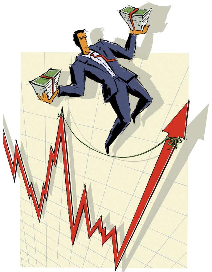 «Les versements programmés permettent de lisser le prix de revient d'un fonds, puisque le client souscrit plus de parts lorsque leur valeur baisse et moins de parts lorsque leur valeur progresse.»